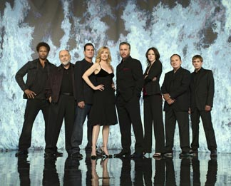 CSI Las Vegas - The Cast of CSI