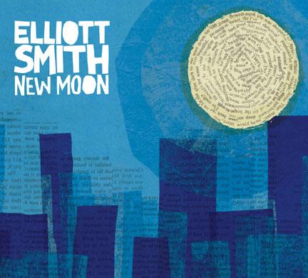 Cover for Elliott Smith's new album, New Moon - This is the artwork for Elliott Smith's upcoming album, New Moon.