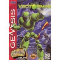 Vectorman - Sega game robot