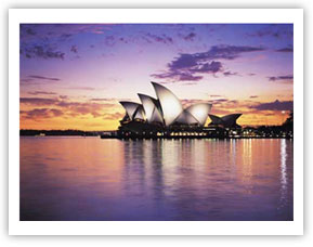 Australia - Opera house, Sydney, Australia