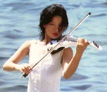 Vanessa Mae - Vanessa Mae The Violin Player