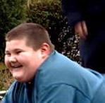 8yr old Connor - onnor 14 stone aged 8