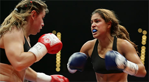 Women of the WCL - World Combat League fighting