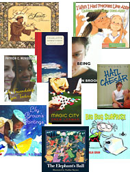 Popular Children's Books - Children's books are colorful and inviting. They make wonderful gifts for the children in your life.