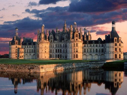 chateau-de-chambord - France