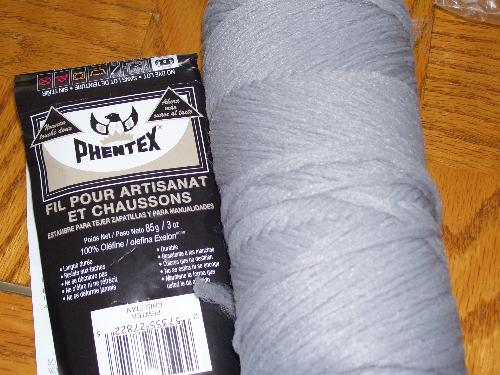 Phentex - I'm posting this picture of the stuff I used to make the dogs as when I posted before I spelled it wrong