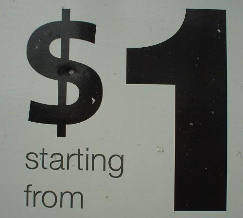 A dollar - Dollar