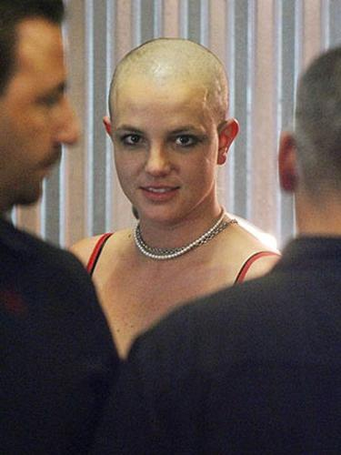 Latest Picture - Latest hair style from Britney spear
