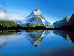 a peace near river - peace fulllllll of joy