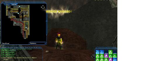 My Screen Shot with my hero tanker - My Screen shot which a gather one of the explorer badge (Faultless Mystic) in city of heroes