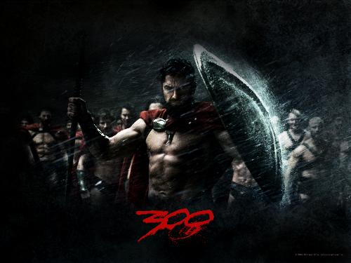 300 The Movie - Epic film