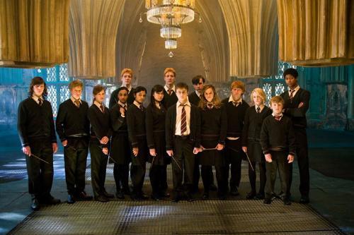 Harry potter - Harry potter's next movie