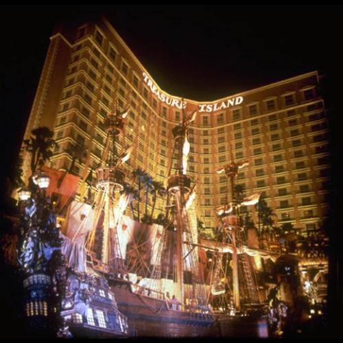 Treasure Island - Treasure Island Hotel