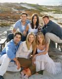 Friends - Friends from TV Ross, Rachel, Chandler, Phoebe, Monica, Joey