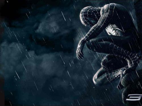 Venom Outfit - Spiderman 3.