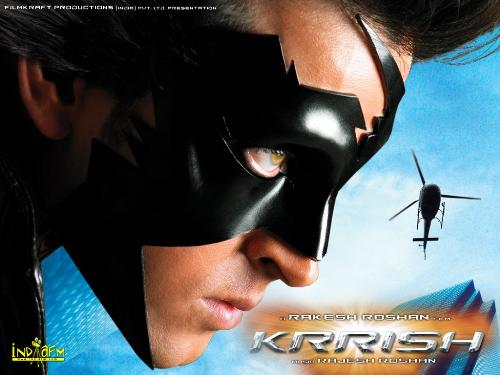 krrish - krrish's mask and dress is mind blowing