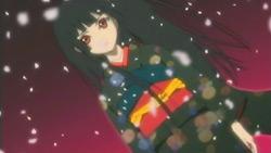 Jigoku Shoujo - An image of Enmma Ai
