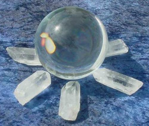 Healing Crystals - All the crystals are with healing energy and they all are set in to one grid which is creating more energy vibration to heal more people at a time!