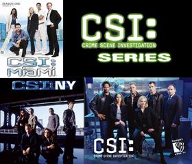 CSI:Crime Scene Investigation - CSI Series