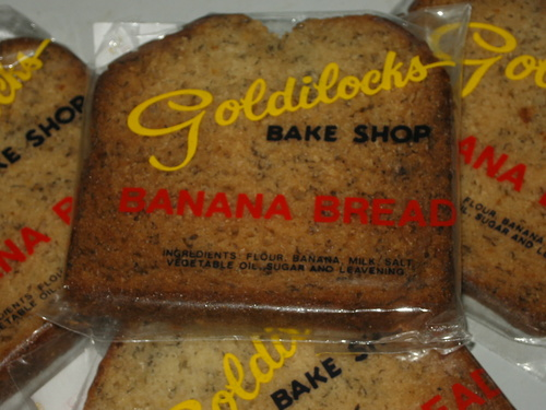 banana bread - one of my faves