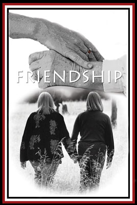 Friendship - What does friendship mean to you? Is it just knowing lots of people, having many friends, or is it something much more deeper?