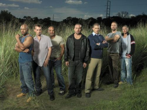 prison break - well what a cool thing to watch
