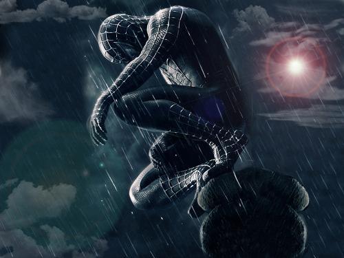 spiderman 3 - spiderman 3de movie tht comes dis year ..dis summer and ya i m waitin for it wat abt u guys ..r u ready