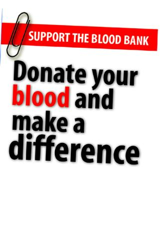 blood donation - blood doantion help needed can u donate
