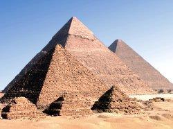 pyramid - Great pyramid of giza