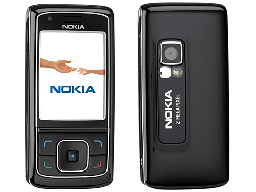 Check out my new Nokia 6288 ;-) - My new nokia 6288.