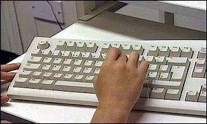 keyboard - use the pc
