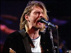 music - rock music,kurt cobain,grunge