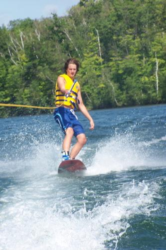 wakeboarding - i love to wakeboard so much its really fun.