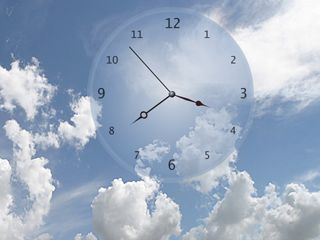 time never left us - there no such thing time is living us.. but we are neglecting the time..