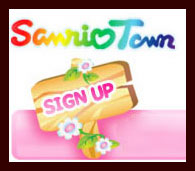 Sanriotown - Sign up now!