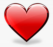 Love Heart - Logo Love