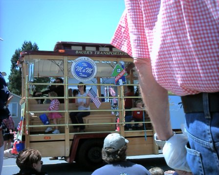 4th of July Parade - Twin Cities, Marin County