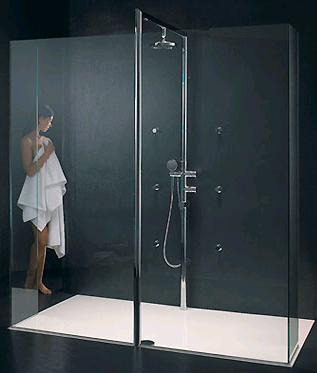 Shower - An image portraying to shower.