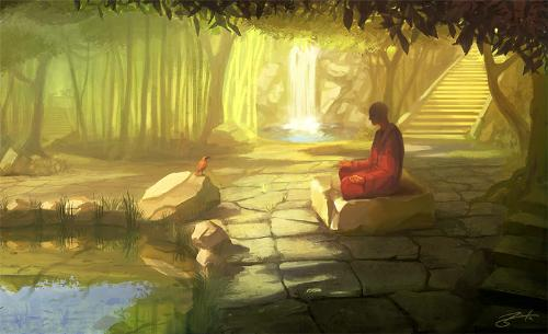 meditation - I think it is great