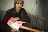 Eric Johnson - Eric Johnson after his performance in Ireland