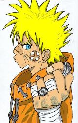 Naruto  - Here is pic of Naruto.