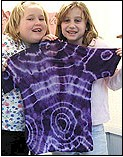 Classic Tie Dye For Children these look beautiful - Classic Tie Dye For Children these look beautiful and easy to make