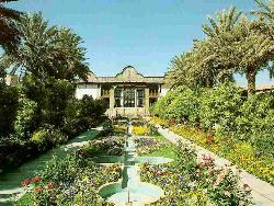 Narenjestan - This is the photo of a beautiful building in Shiraz,Iran.