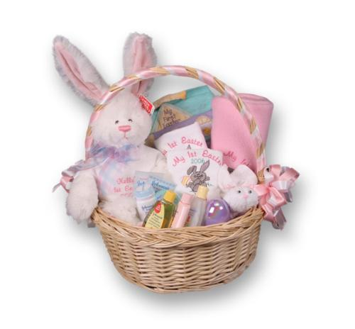 My First Easter Basket - Easter Baskets from the bunnie