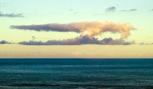 clouds - cloudy day, rainy season.