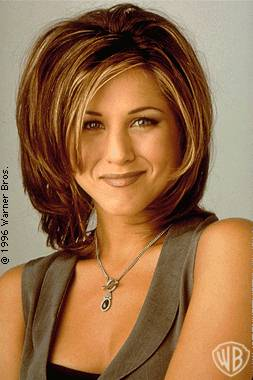 rachel greene hairstyle - this is the hair style which I often have done,because I love it soo much!