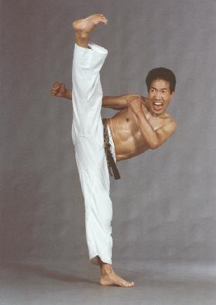 Martial Arts - Taekwando or Karate