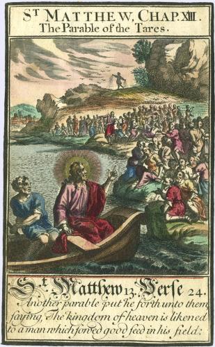 Matthew - Gospel of st. matthew