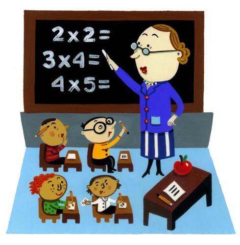 Class Room. - Class room pattern