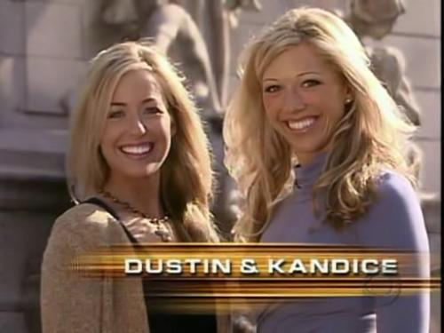 Dustin & kandace - D&K amazing race all-stars